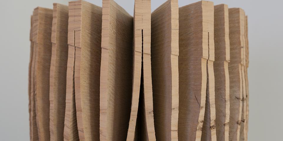Nikodemus Löffl (* 1960): Kathedrale (Ausschnitt) © Hagen Horoba