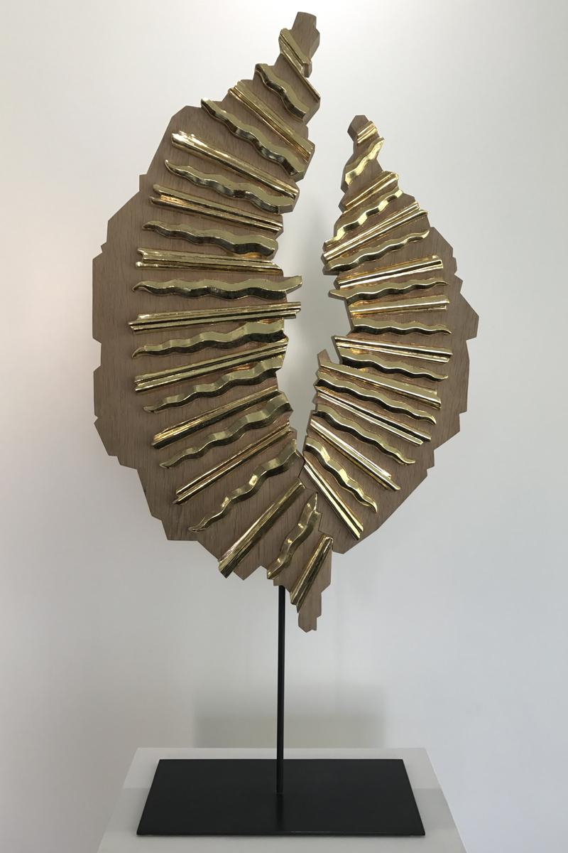 Katharina Ganslmeier (* 1983), Markus Genzwürker (* 1983), Strahlenkranz Fragment III ©; Hagen Horoba