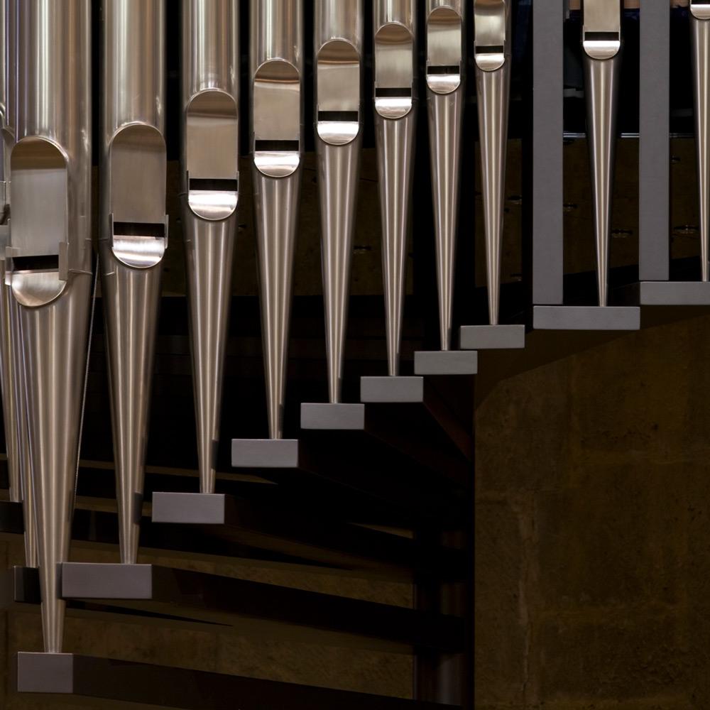Pfeifen der Regensburger Domorgel © Michael Vogl